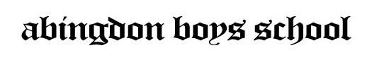 Abingdon Boys School. Изображение № 1.