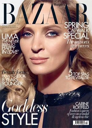 Обложки: Elle, Flare и Harper's Bazaar. Изображение № 3.