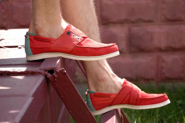 TRETORN. Удобная и практичная обувь. Изображение № 5.