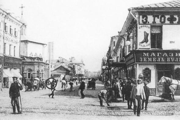 15 фактов из истории Москвы. Изображение № 25.