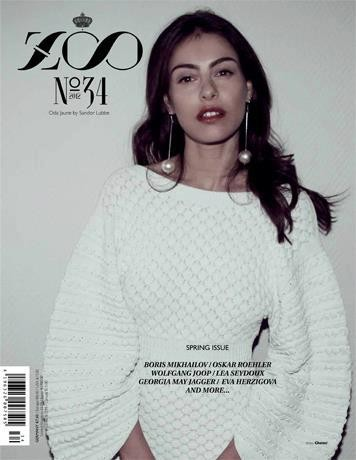 Обложки: Dazed & Confused, Zoo, Vogue и другие. Изображение № 12.