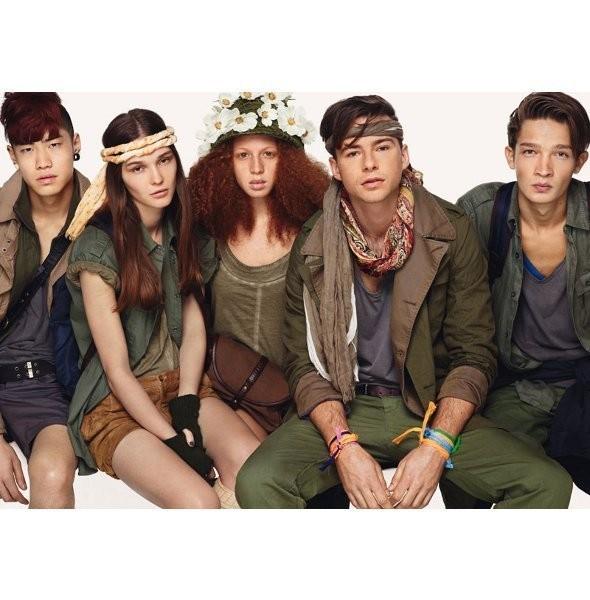 Рекламные кампании: H&M, Benetton и другие. Изображение № 18.