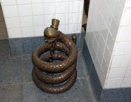 Скульптуры вНью-Йоркском метро. Изображение № 19.