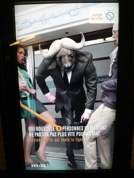 Плакат в метро. Изображение № 15.