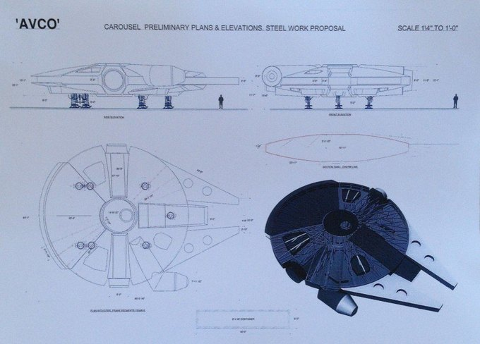 В Сеть выложили 32 концепт-арта для «Звёздных войн VII». Изображение № 31.