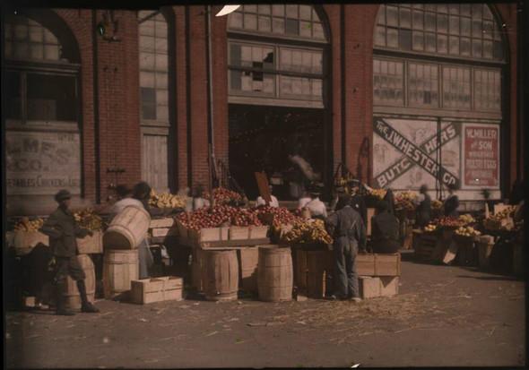 Автохром Люмьер – цветные фотографии начала XX века. Изображение № 14.