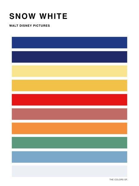 Дизайнер выбрал цвета из фильмов Миядзаки и Disney. Изображение № 15.