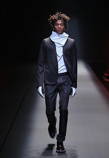 Dior Homme Fall 2009. Изображение № 1.