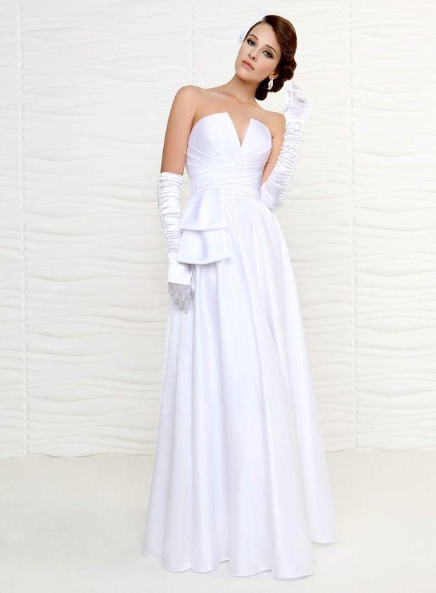 Свадебная Коллекция  от дизайнера Татьяна Каплун-Kookla 2013 ( Simple White ). Изображение №15.