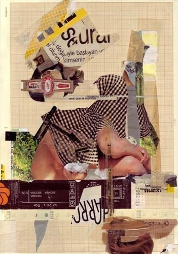 Изображение 36. Выставка: International Weird Collage Show.. Изображение № 36.