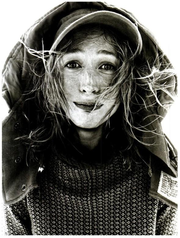 Съёмка: Ракель Зиммерманн для Vogue. Изображение № 6.
