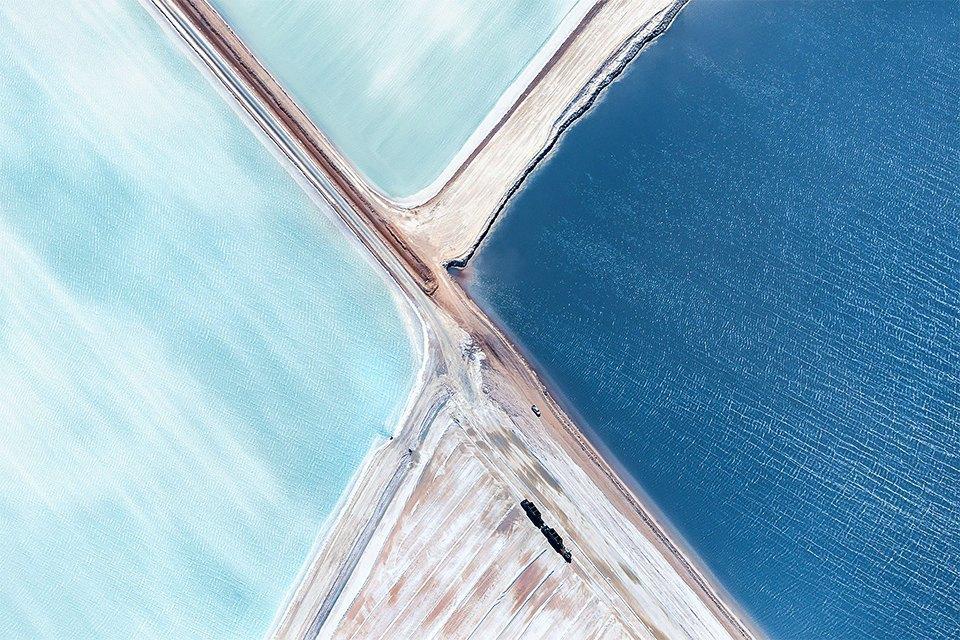 Фотографии, которые меняют наше представление  о пейзажах. Изображение № 5.