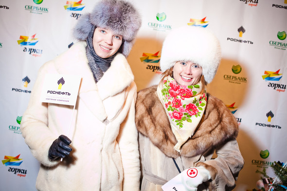 Открытие зимнего сезона на катке «Горки-Город» на Патриарших прудах. Изображение № 10.