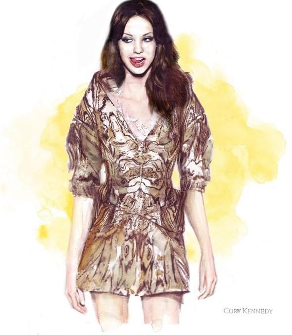 Fashion Illustration. Изображение № 6.