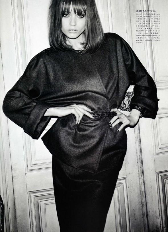 5 новых съемок: Elle, Harper's Bazaar, Numero и Vogue. Изображение № 37.