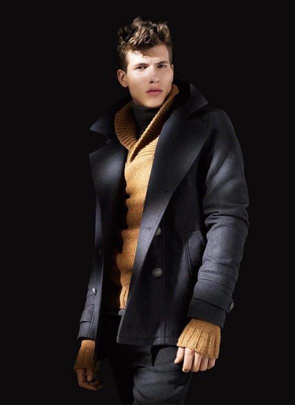 Лукбук: Pull & Bear FW 2011 Men's Trends. Изображение № 9.
