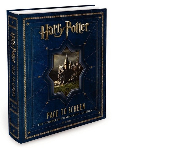 Новая книга Harry Potter: Page to Screen появилась в продаже. Изображение № 1.