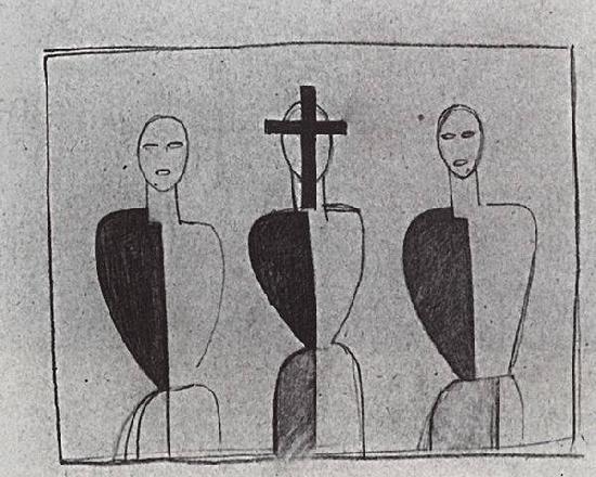 Только потому что крест-часть вторая. Изображение № 92.