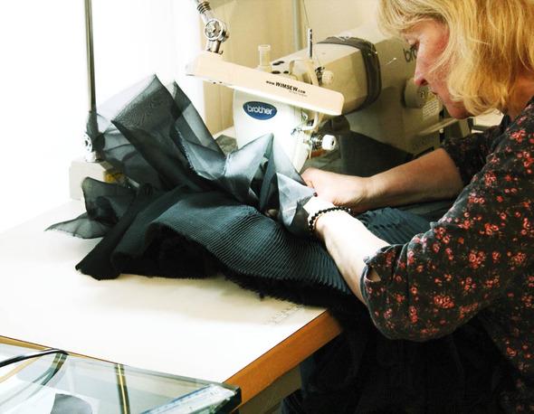 Интервью: Дизайнер одежды Наталья Каут. Изображение № 7.