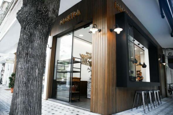 На скорую руку: Фаст-фуды и недорогие кафе 2011 года. Изображение № 36.