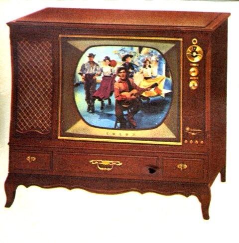 Телевизоры 1960х годов. Изображение № 38.