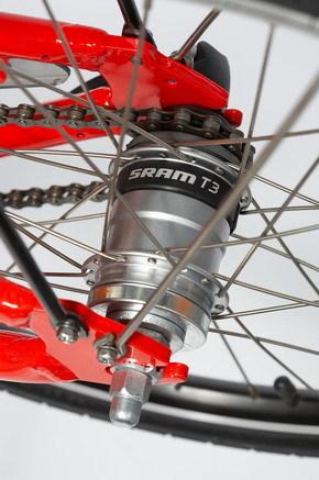 Складные велосипеды Shulz. Изображение № 7.