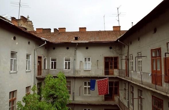 Львовский дворик. Изображение № 9.