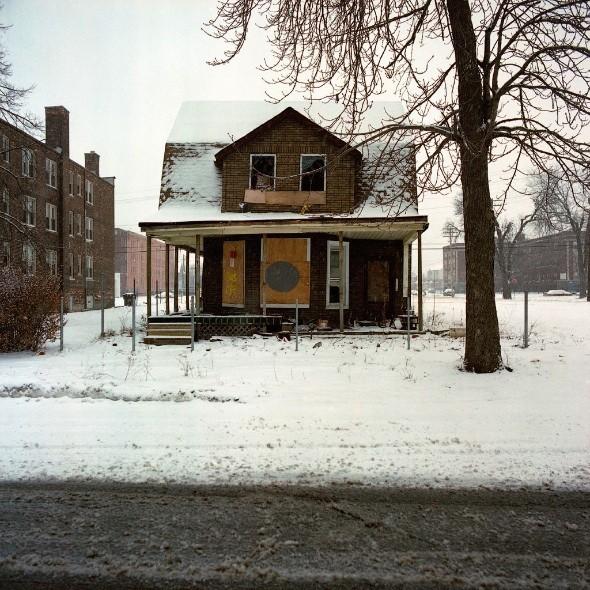 100 заброшенных домов. Изображение № 24.