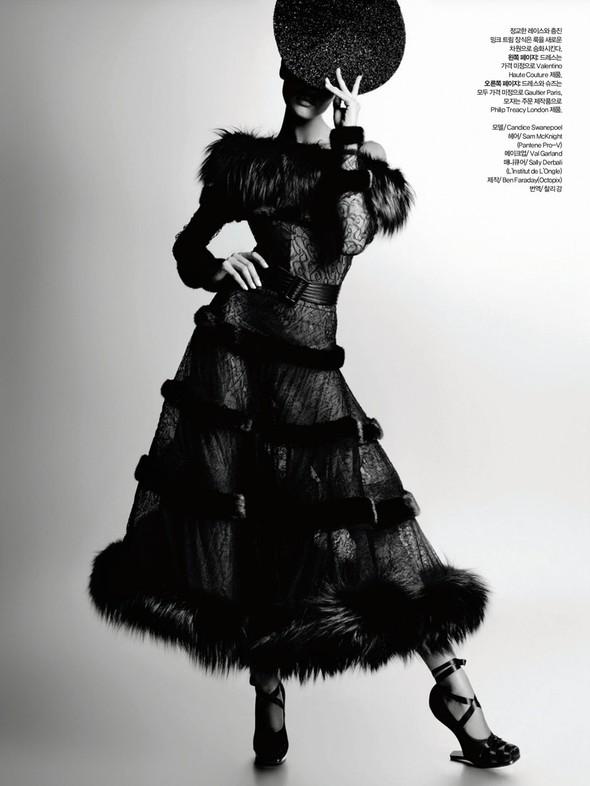 Съёмка: Карл Лагерфельд для Harper's Bazaar. Изображение № 8.