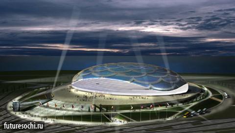 Стадионы Олимпийских Игр-2014. Изображение № 3.