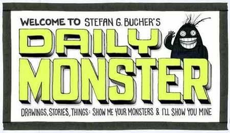 Монстр каждый день. Изображение № 1.