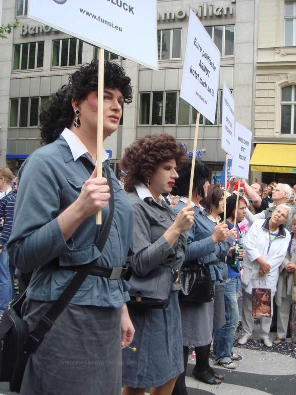 "Парад секс-меньшинств ""Cristopher Street Day"" вБерлине. Изображение № 5."