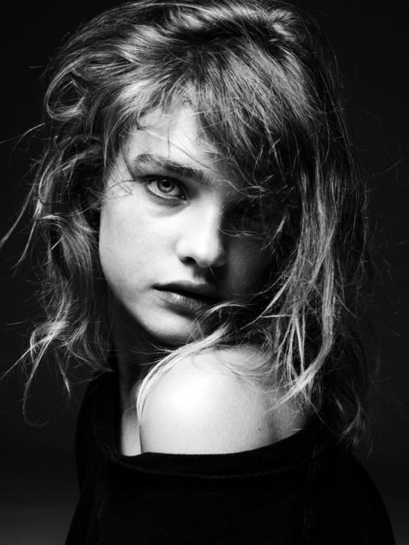 Natalia Vodianova byHedi Slimane. Изображение № 3.