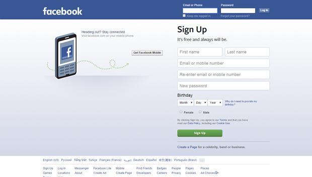 Главная страница Facebook 10 июля 2015 года. Изображение № 2.