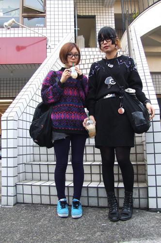 15 стильных парcулиц Токио. Изображение № 8.