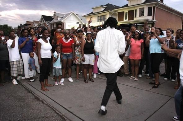 Панихида покоролю поп-музыки Майклу Джексону. Изображение № 12.