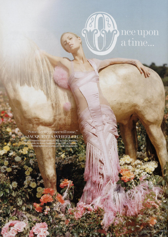 Pantomime by Tim Walker. Изображение № 2.
