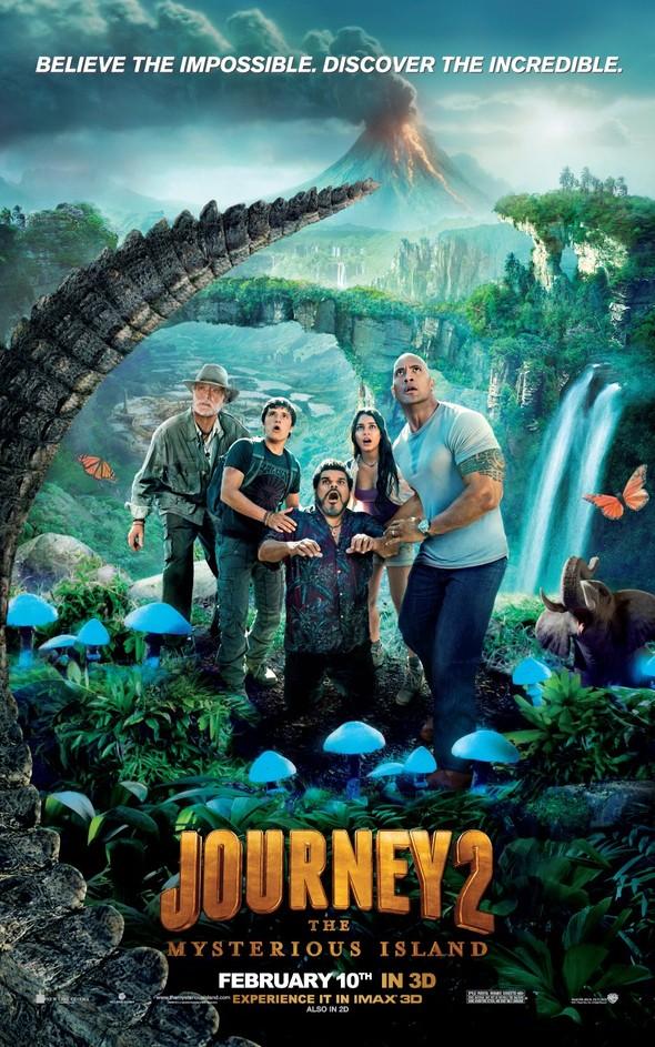 Путешествие 2: Таинственный остров. Изображение № 1.
