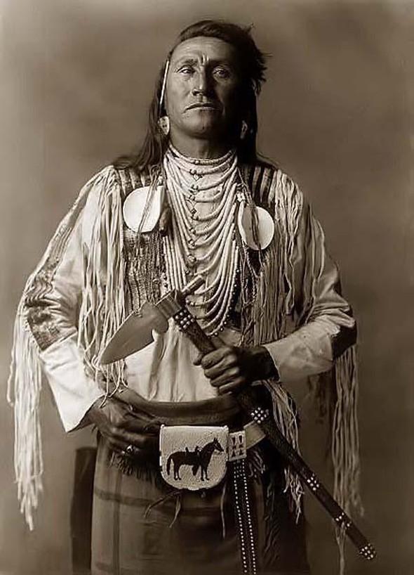 Американские индейцы. Изображение № 5.