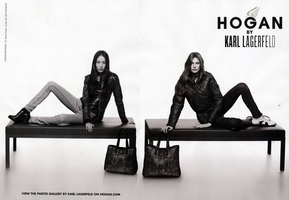 Превью кампаний: Karl Lagerfeld for Hogan, Missoni for Target и другие. Изображение № 4.
