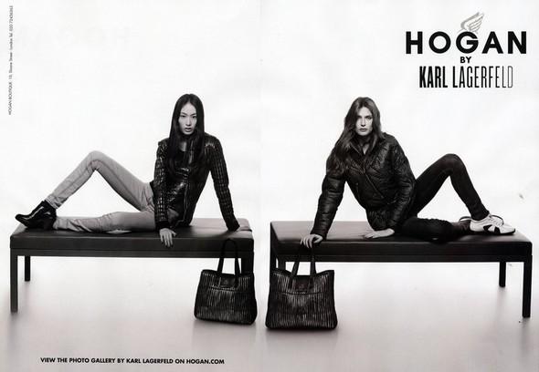 Превью кампаний: Karl Lagerfeld for Hogan, Missoni for Target и другие. Изображение № 4.