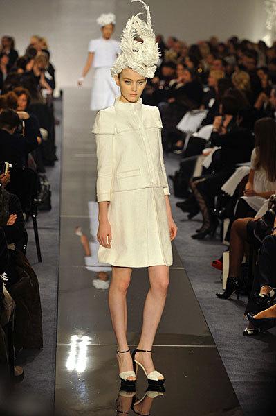 Chanel Spring 2009 Haute Couture. Изображение № 8.