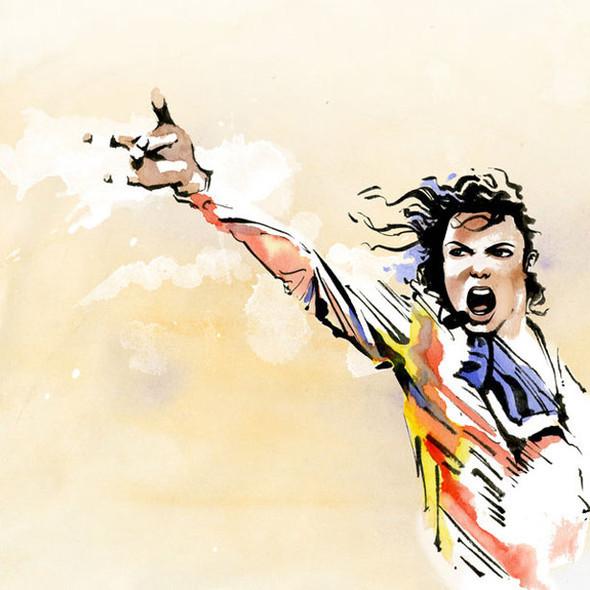 Портреты Michael Jackson. Изображение № 13.