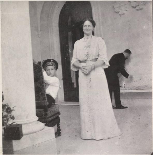 Редкие фотографии семьи Романовых. Изображение № 2.