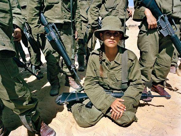 Дочери Израиля. Изображение № 26.