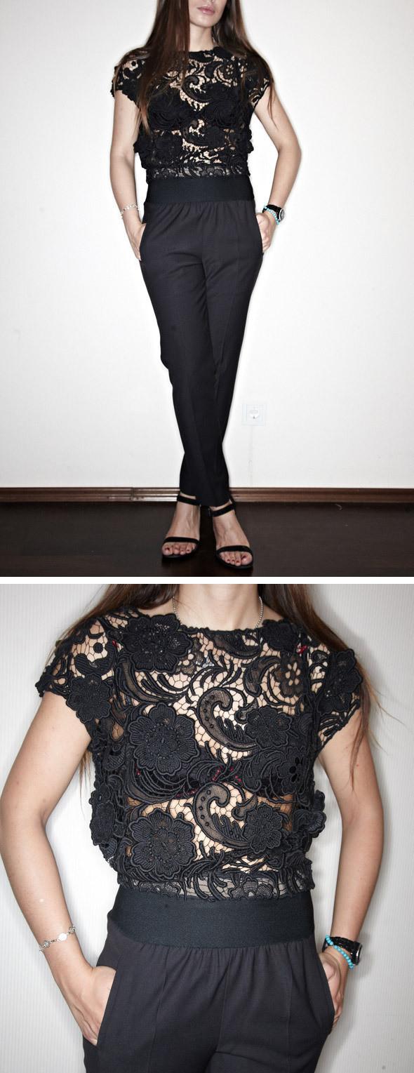 Изображение 11. Гардероб: Анастасия Сирота, редактор моды журнала Glamour.. Изображение № 10.