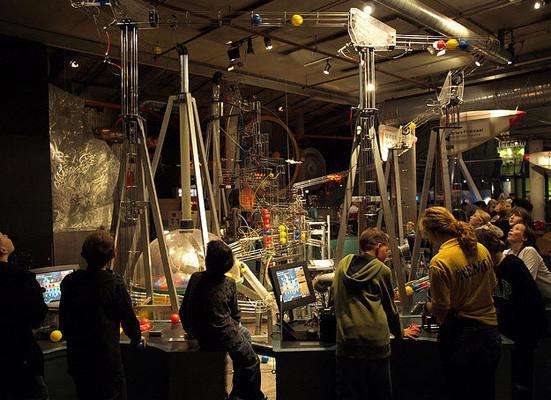 В поисках «Немо»: Гид по мировым музеям науки. Изображение № 35.