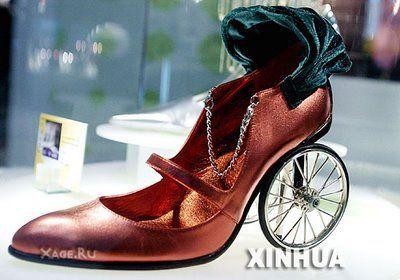 Такая странная обувь. Изображение № 1.
