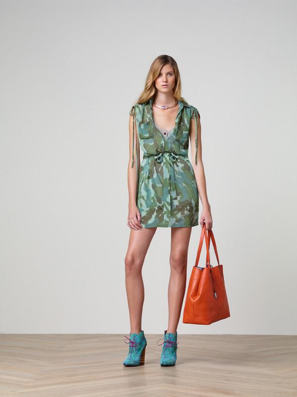 Лукбук: Tommy Hilfiger Sportswear SS'12 (мужская и женская коллекции). Изображение № 27.