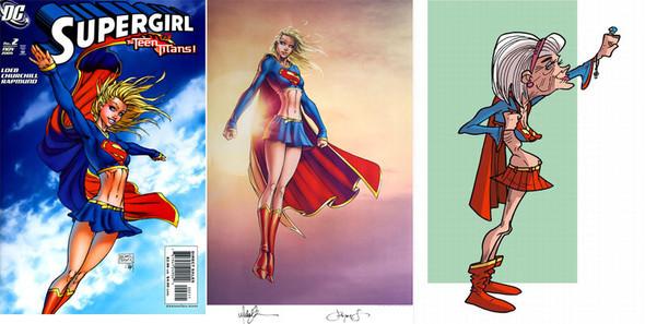 Что случается с супергероями, когда они на пенсии?. Изображение № 12.